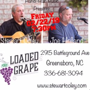 The Loaded Grape ~ Greensboro, NC @ The Loaded Grape